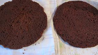 коржи для медового торта