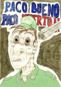 Dibujo de Vinicio Aguilera