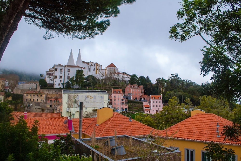 Landscape Sintra Portugal