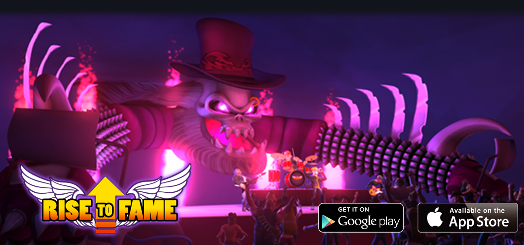 Rise To Fame Apk v1.1 + Data Full