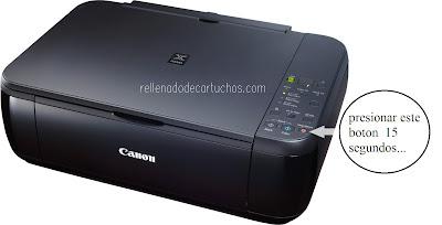 изображение обнуление принтера