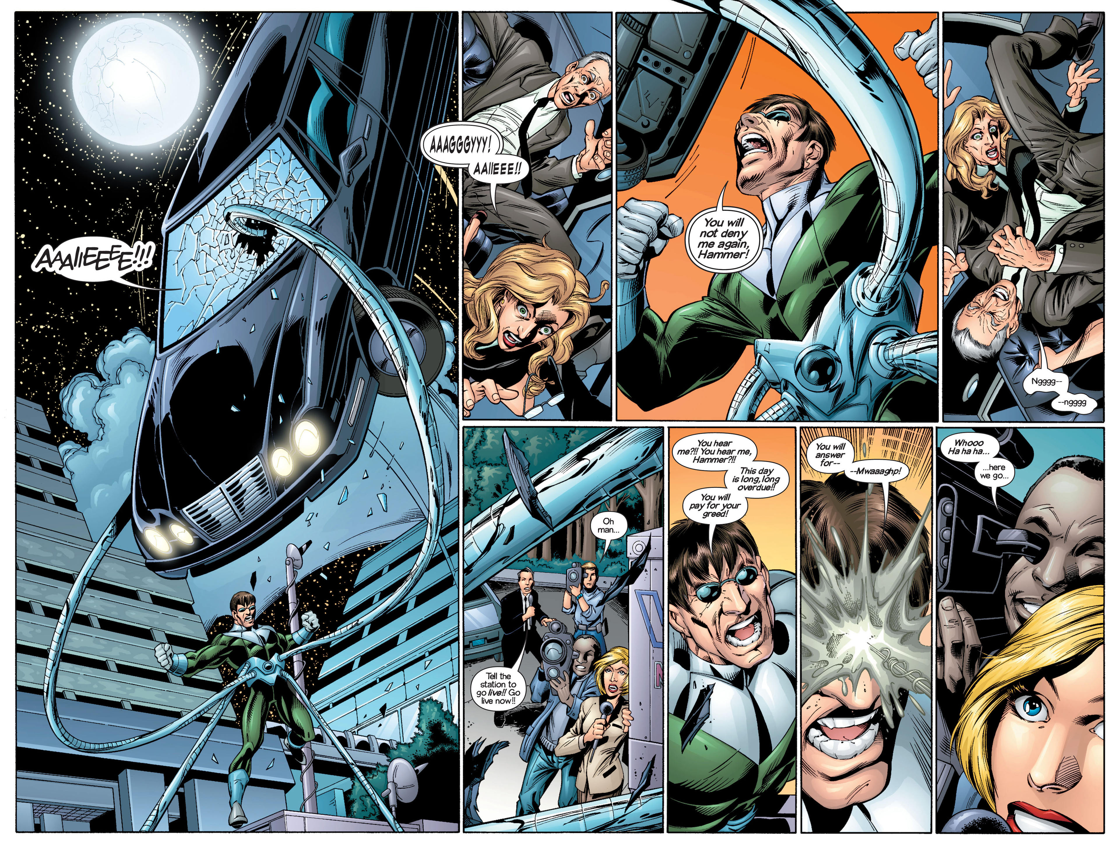Ultimate Spider-Man (2000) Issue #20 #24 - English 7