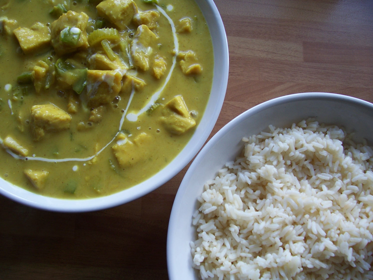 Good food shared delias creamy chicken curry delias creamy chicken curry forumfinder Choice Image