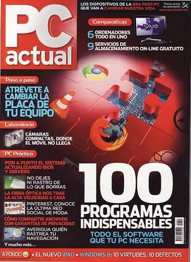 1 Revista PC Actual nº 251 Mayo 2012 en Español [PDF]