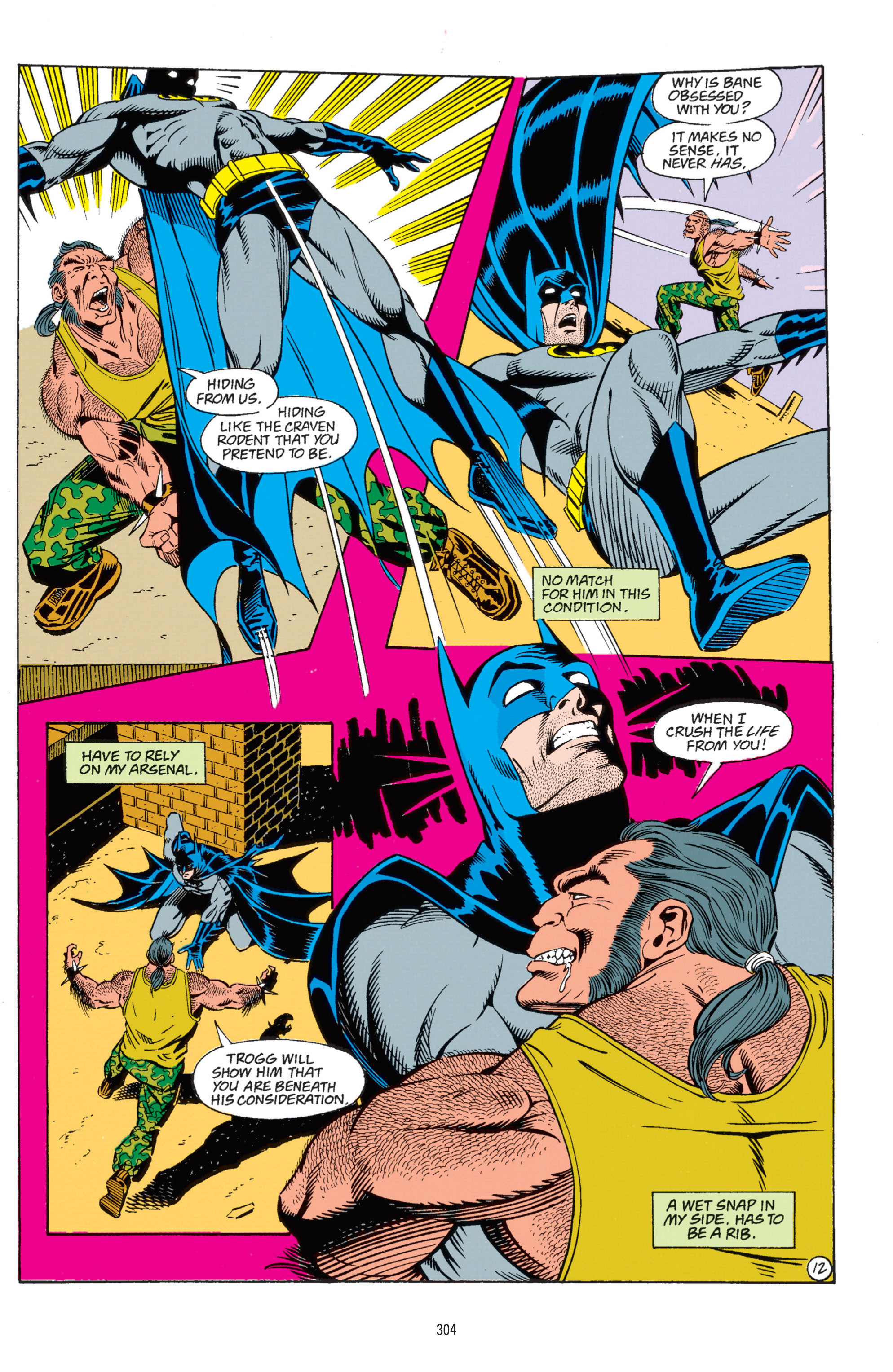 Detective Comics (1937) Issue #663 Page 13