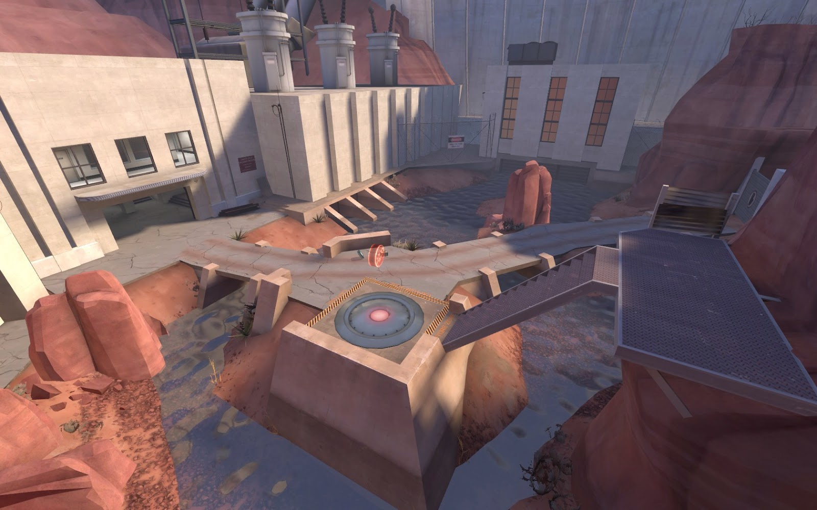 Team Fortress 2, modo de juego Control Territorial