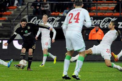 Anderlecht 5 - 3 Lokomotiv Moskva (2)
