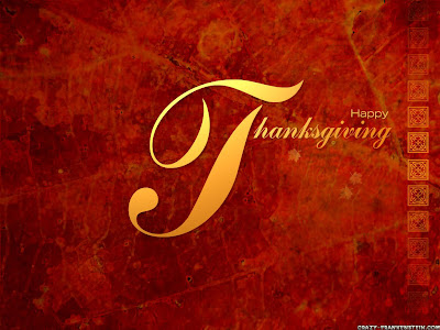 Happy Thanks Giving Desktop Background