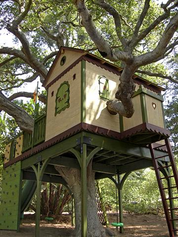 Pupaprinzessin casas en los rboles - Cabana en los arboles ...