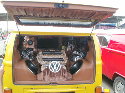 interior vw kombi modif