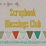 Past Designer for: The Scrapbook Blessings Club