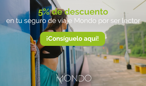 5% de descuento en tu seguro de viajes