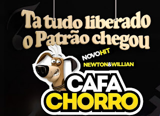 Cafachorro – Newton e Willian - Mp3 (2013)