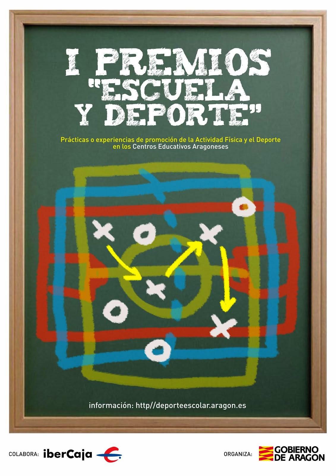 I Premios Escuela y Deporte