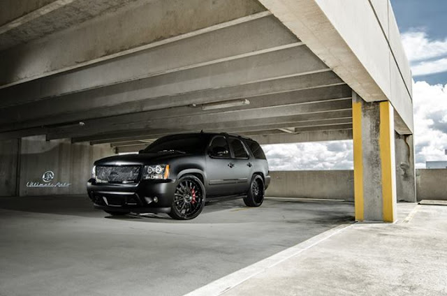 Ultimate Auto Orlando Florida custom tahoe fully customized