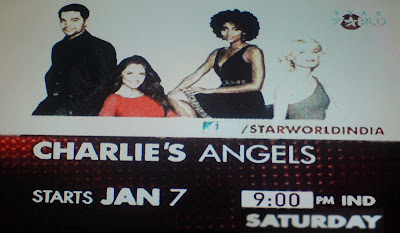 Charlie's Angels on Star World