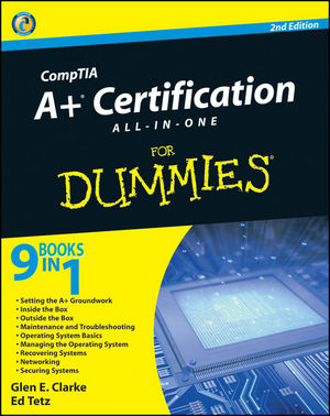 Free Ebooks: CompTIA A+ Certification All-in-One For Dummies