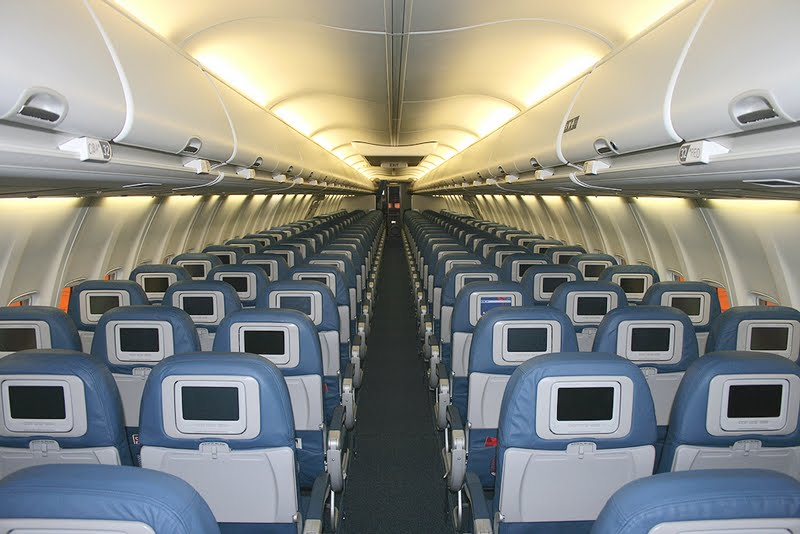 Cool jet airlines boeing 737 800 interior for Interieur airbus a340 600