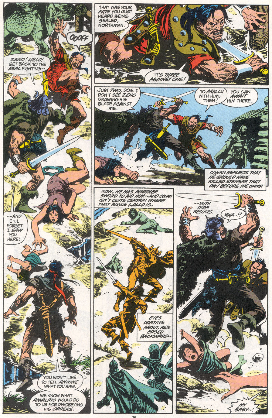 Conan the Barbarian (1970) Issue #266 #278 - English 15