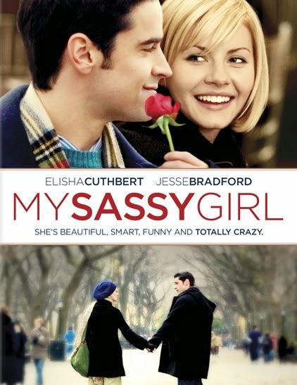 My Sassy Girl (2008) Poster