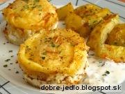 Zapekaný syr - recept