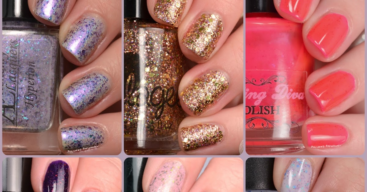 My Nail Polish Obsession: Guest Post from Polished Pathology