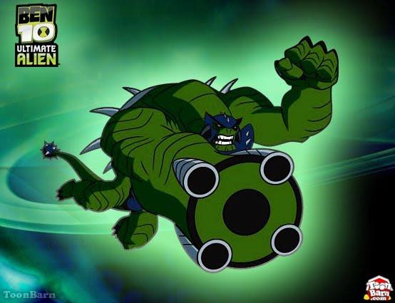 Juego de Ben 10 Crisis Suprema en Cartoon Network Juega con Fuego Pantanoso Supremo