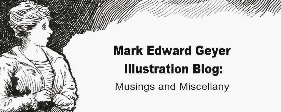 Mark Edward Geyer Illustration Blog