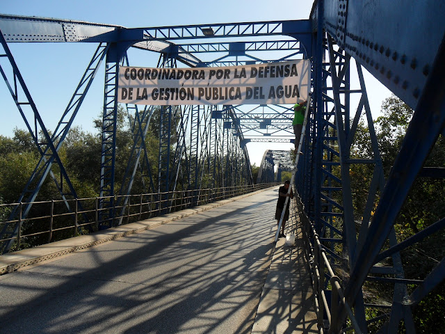 Jerez no vende agua puente de la barca