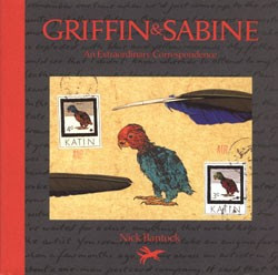 Griffin and Sabine, cover