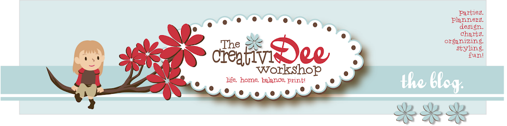 The CreativiDee Workshop