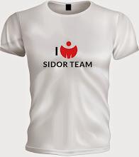 Sidor Team t-shirt