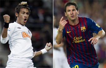 Club World Cup: Messi v Neymar ~ sporTs inFo