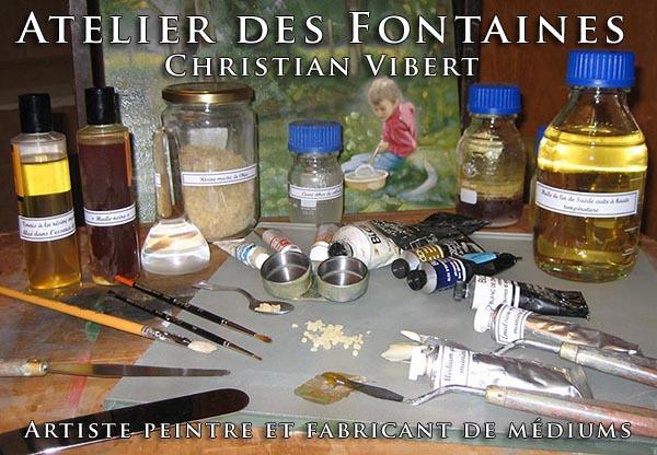 A l'Atelier des Fontaines