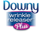 downey wrinkle release plus logo