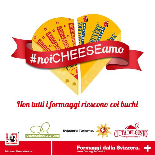 il nuovo imperdibile contest dei formaggi svizzeri! Scade il 17/11/2014