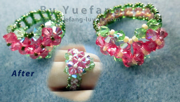 Beaded-heart-ring-with-new-color-palette