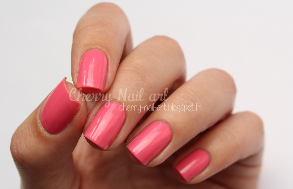 vernis miss europe disco summer 112 rose lady