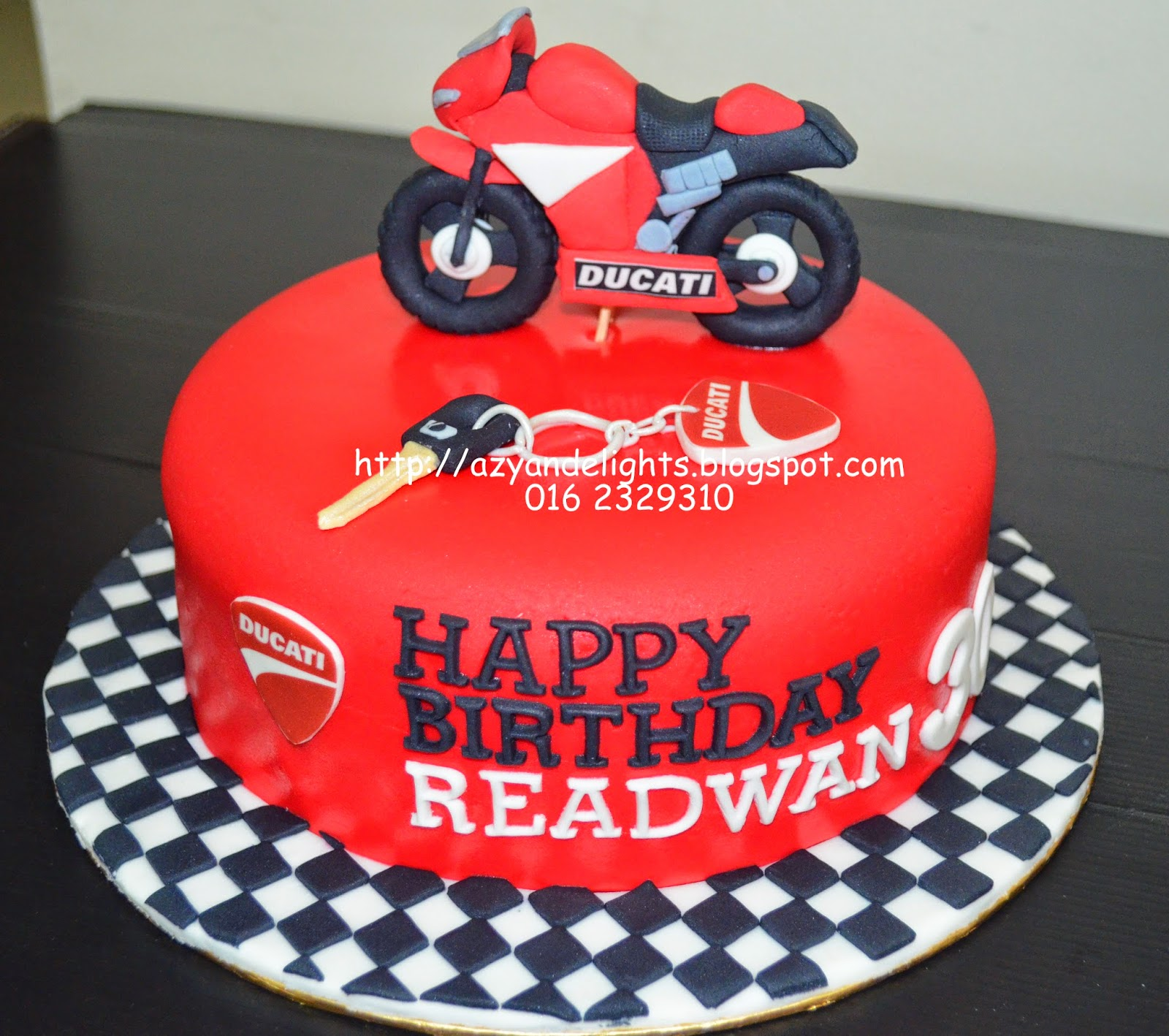 Cake Design For Matriculation : Azyandelights: April 2015