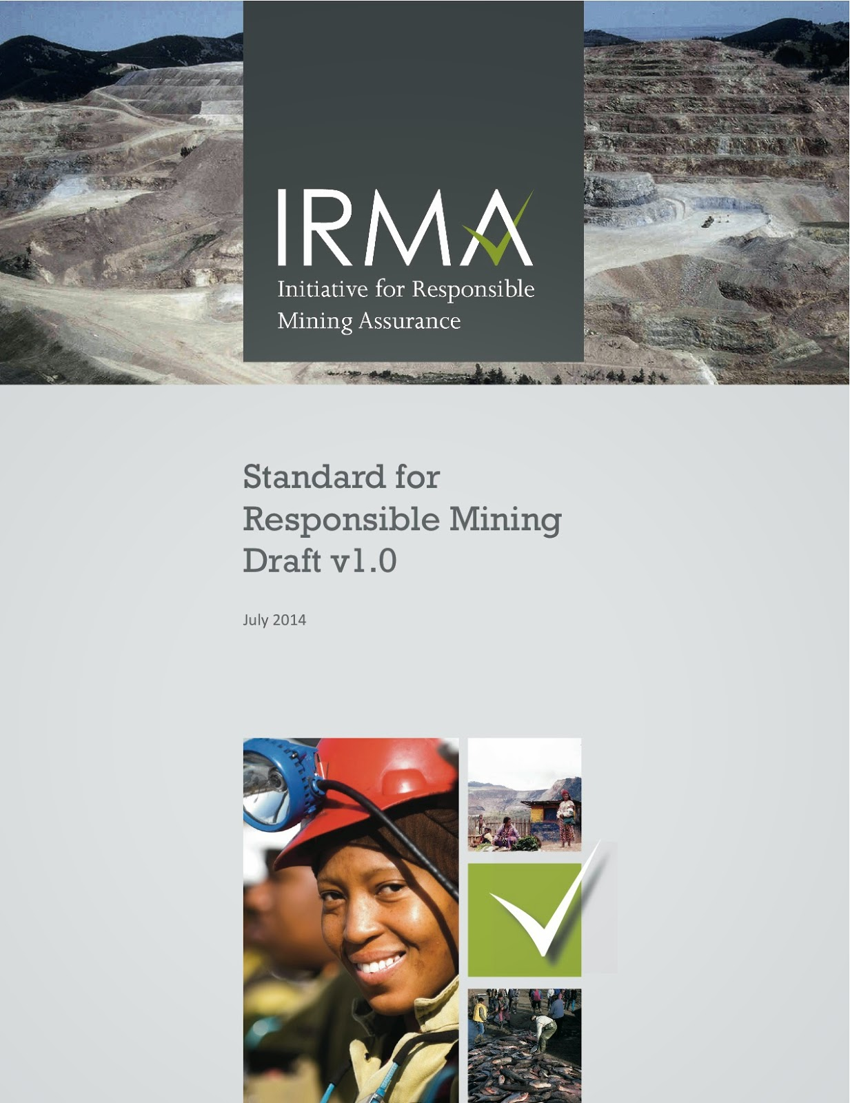 Standard for Responsible Mining