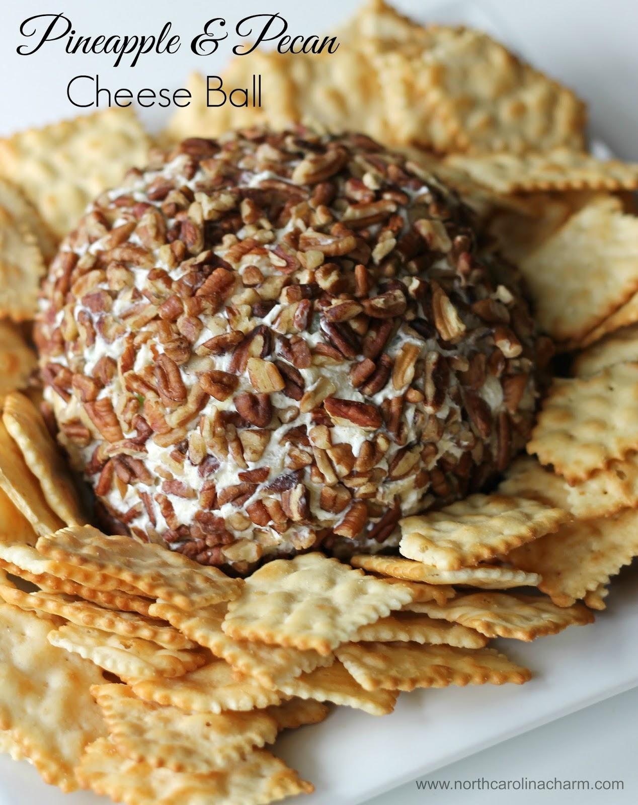 how to make cheese ball dip
