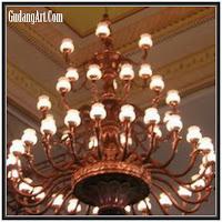 lampu gantung masjid 07
