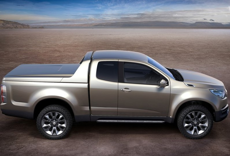 Next Generation: 2011 Chevrolet Colorado at Bangkok Auto Show