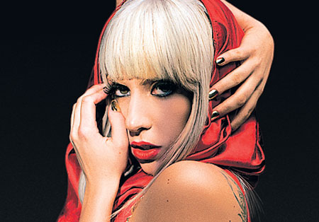 lady gaga poker face video