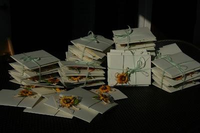 Partecipazioni Matrimonio Con Girasoli : Fra tante idee : partecipazioni con girasole