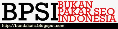 Bukan Pakar SEO Indonesia | Jasa SEO Murah