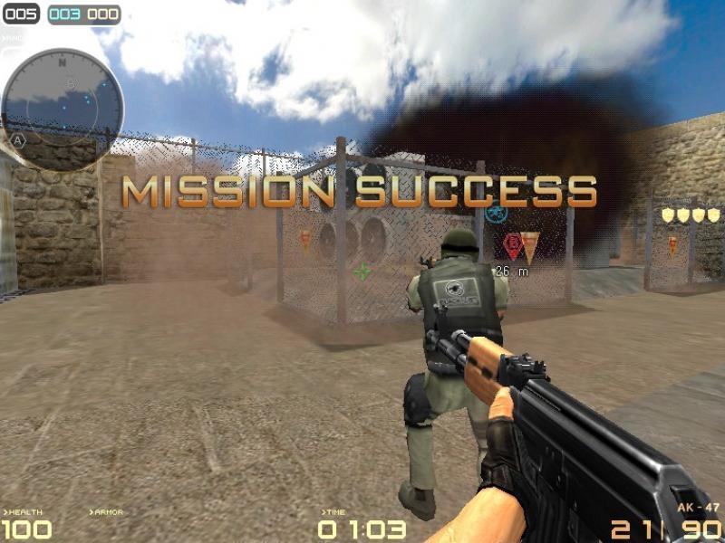 free download games crossfire offline