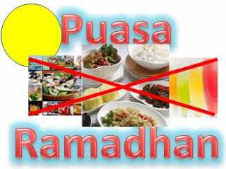 Puasa Ramdhan 2013