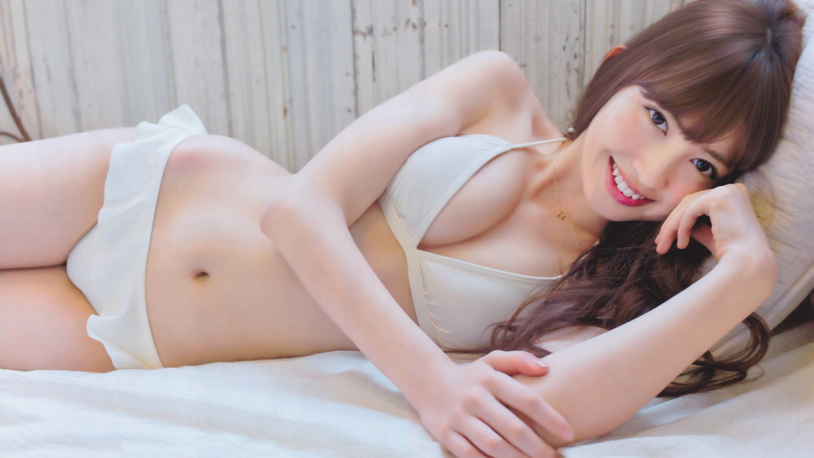 Why do japanese chicks have such big tits? - Random ...