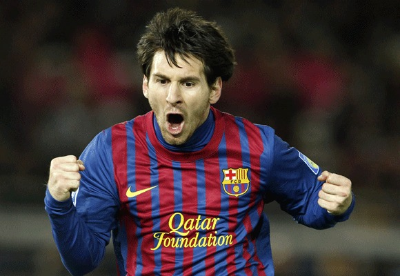 Top Sports Players Lionel Messi New 2012 Wallpapers